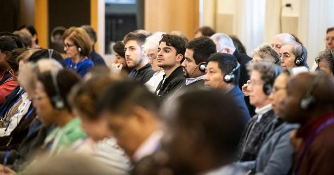Conferencia Internacional de la Alianza Famvin con los sin hogar: día 1 (26 de noviembre)