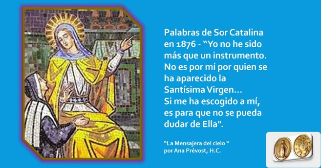 Orar con santa Catalina Labouré