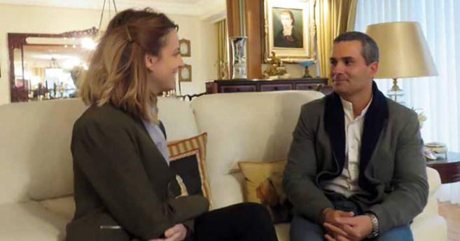 Entrevista a Aitor Moriano, presidente del Consejo Particular de Bilbao de la Sociedad de San Vicente de Paúl