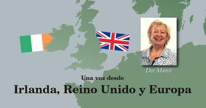 Una voz desde Irlanda, Reino Unido y Europa: La primera mujer ordenada de las Hermanas Anglicanas de la Caridad