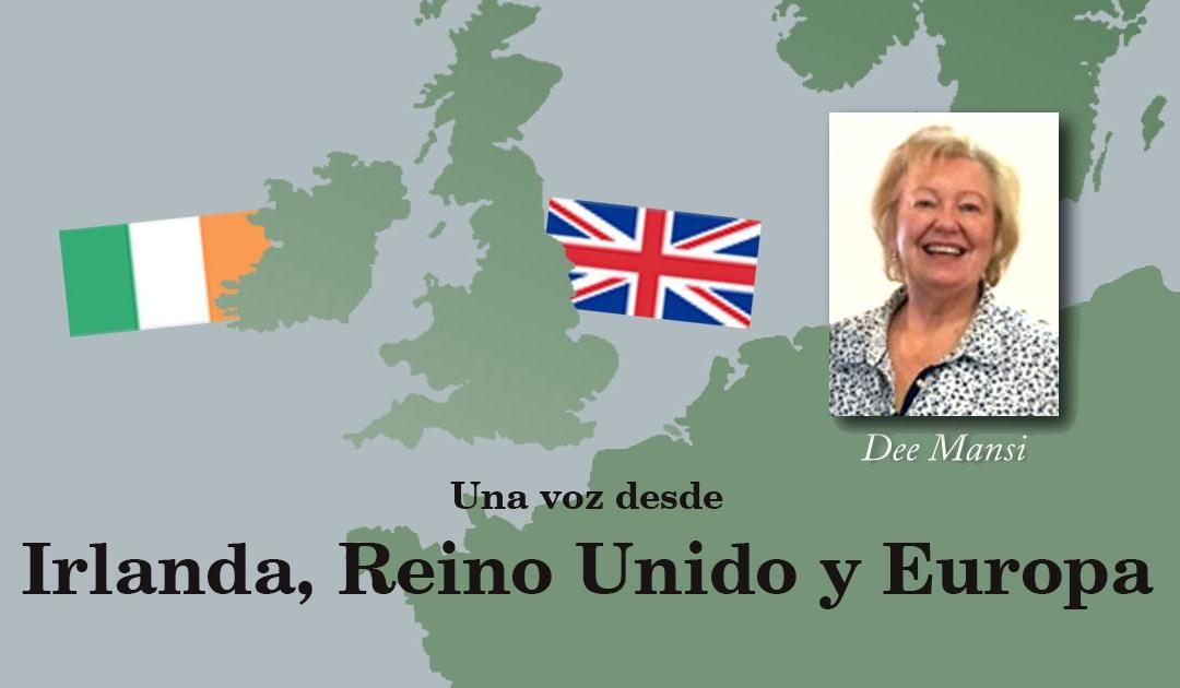 Una voz desde Irlanda, Reino Unido y Europa: Mi VISA vicenciana está al día. ¿Y la tuya?