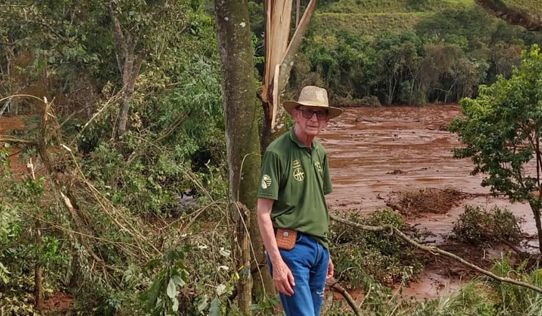 Solidaridad con las víctimas de desastre en Brasil