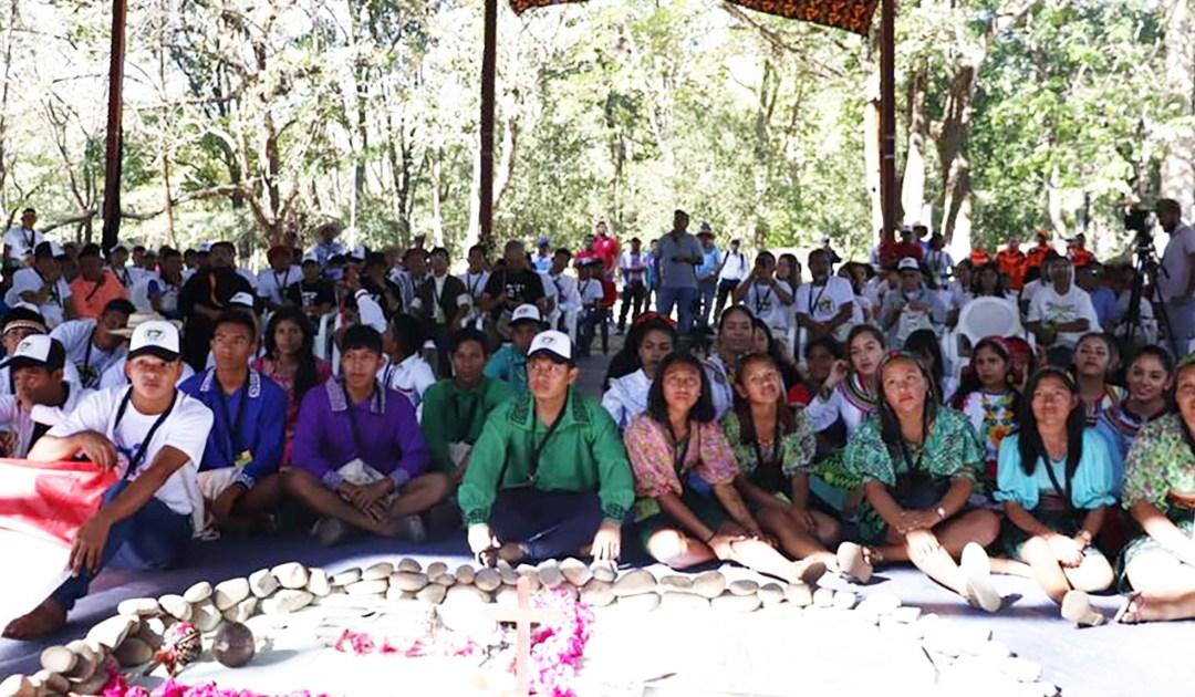 El Rostro Indígena de la Jornada Mundial de la Juventud
