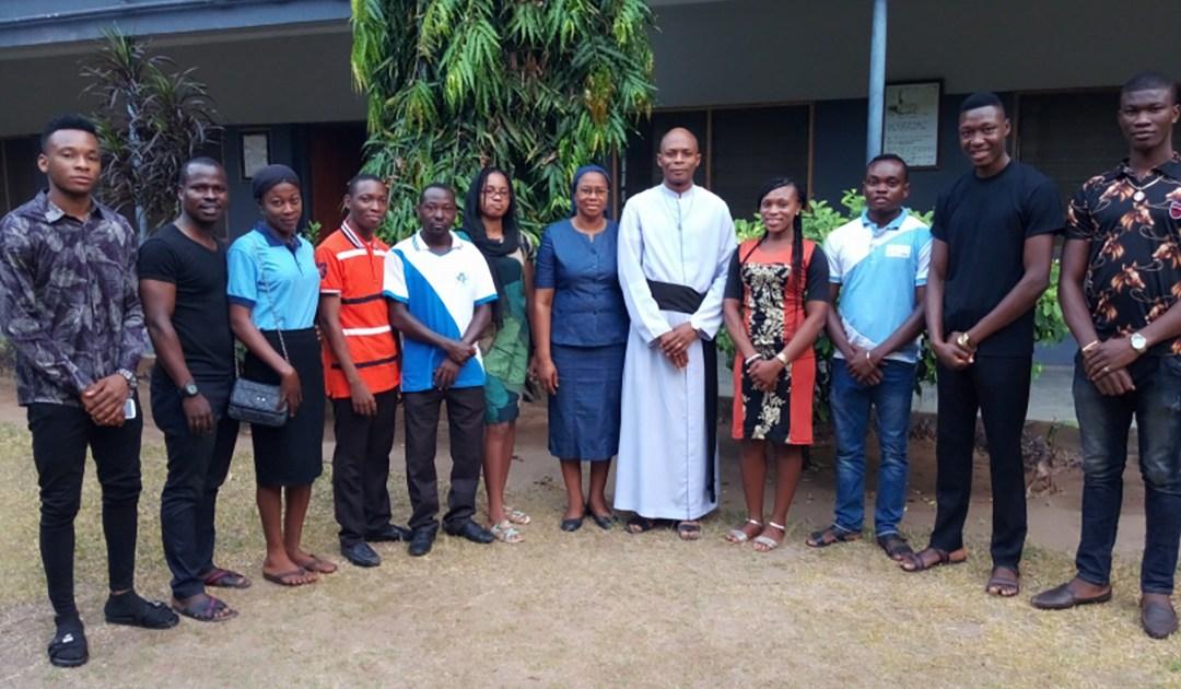 Reunión anual de responsables del Consejo Nacional de JMV en Nigeria