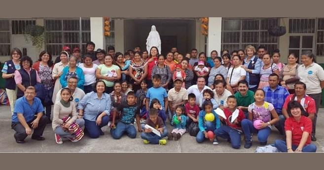 """AIC Guatemala y AIC México participan en la Campaña """"13 Casas"""" de la Alianza Famvin con las personas sin hogar"""