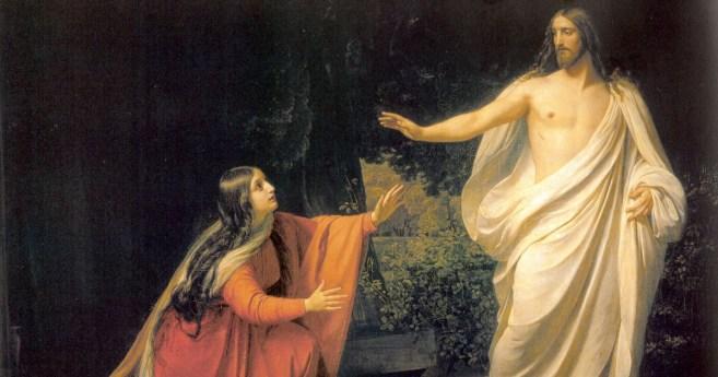 Encuentro con María Magdalena