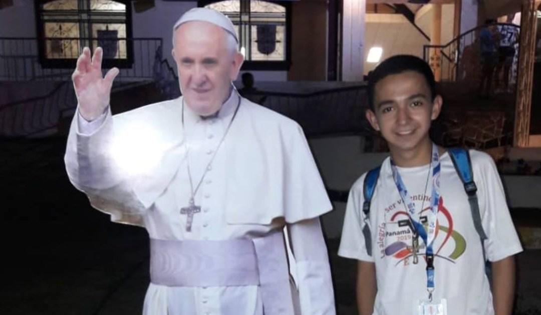 Testimonio sobre la JMJ Panamá: Martín Sepúlveda
