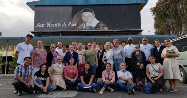Taller sobre la trata de personas en Costa Rica