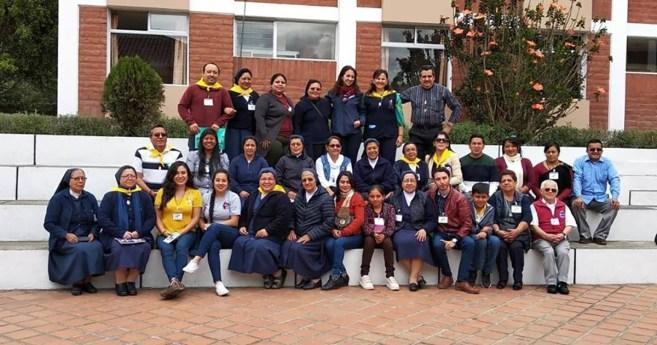Nuevo Equipo Coordinador de la Familia Vicentina en Ecuador
