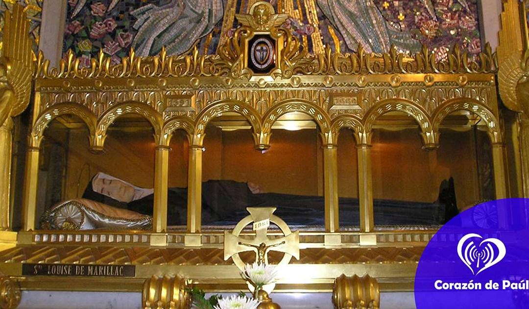 Novena a Santa Luisa de Marillac, día 9 (8 de mayo de 2020)