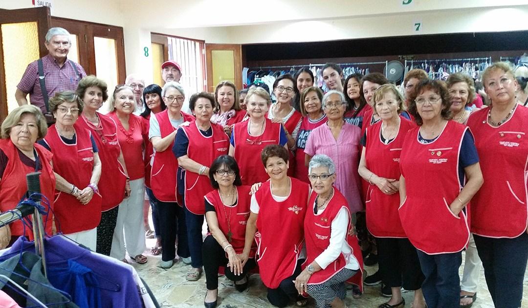 Visita a ACASVI, nueva rama de la Familia Vicenciana en Perú