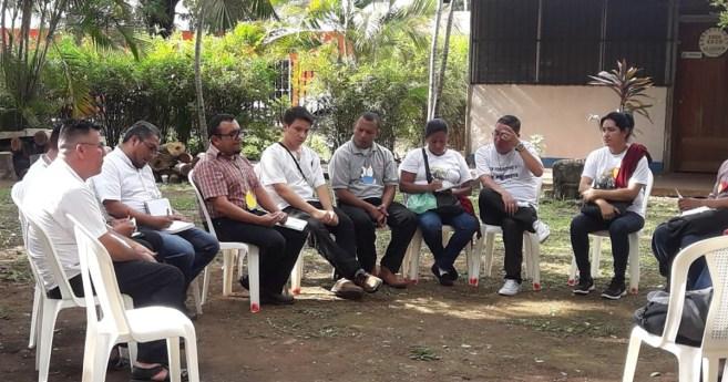 Encuentro Nacional de la Familia Vicentina en Nicaragua, 2019