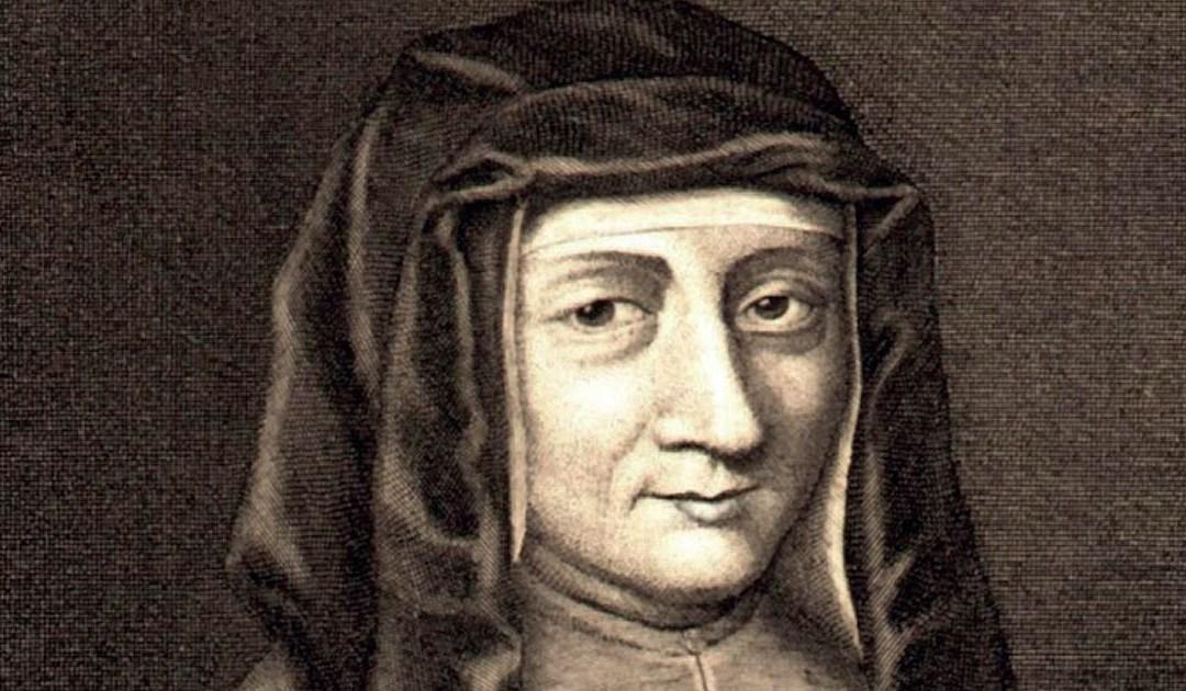 Santa Luisa de Marillac, fundadora de las Hijas de la Caridad