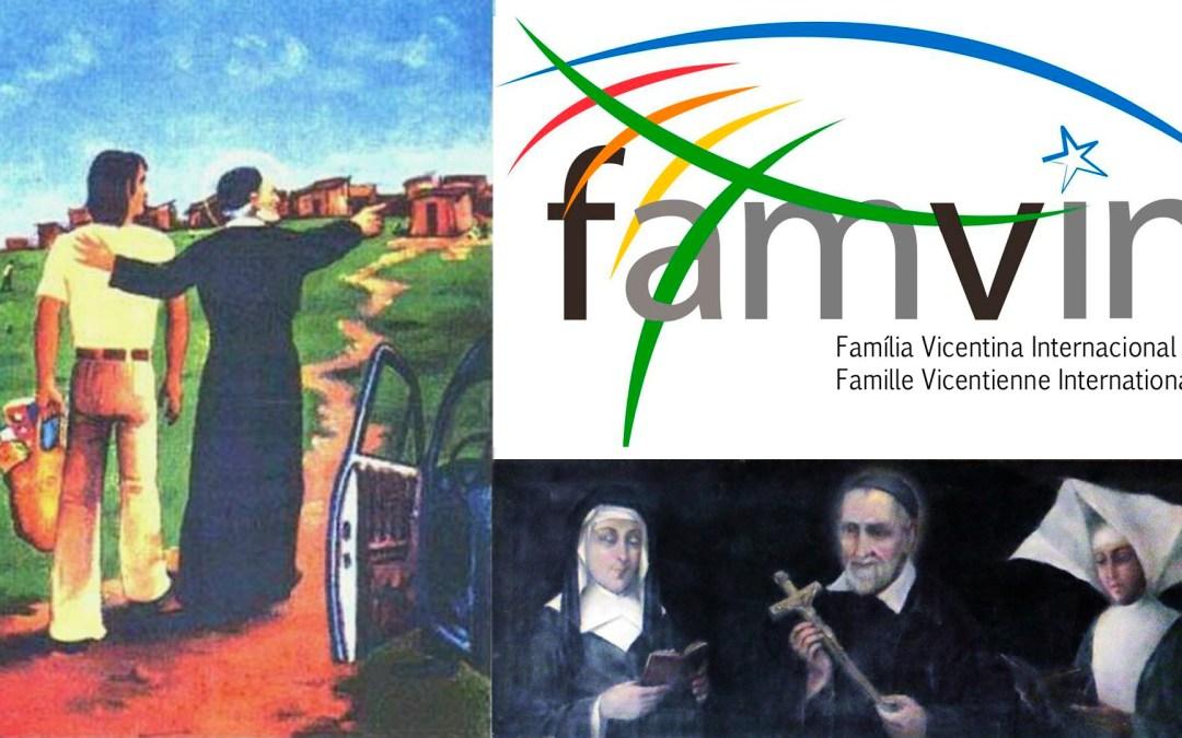 Comienza el XV Encuentro Nacional de la Familia Vicenciana del Brasil