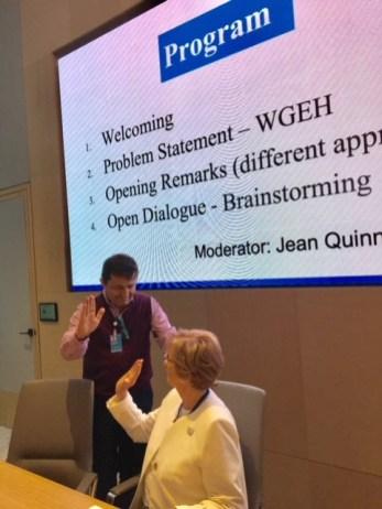 Memo and Jean Quinn