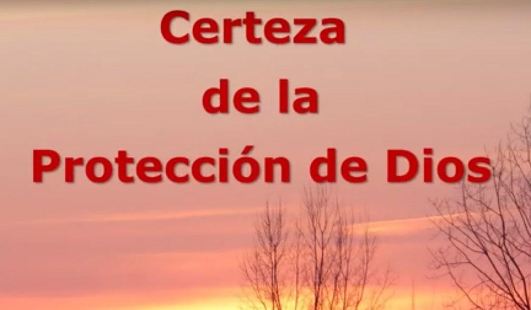 Salmo 122: la protección de Dios