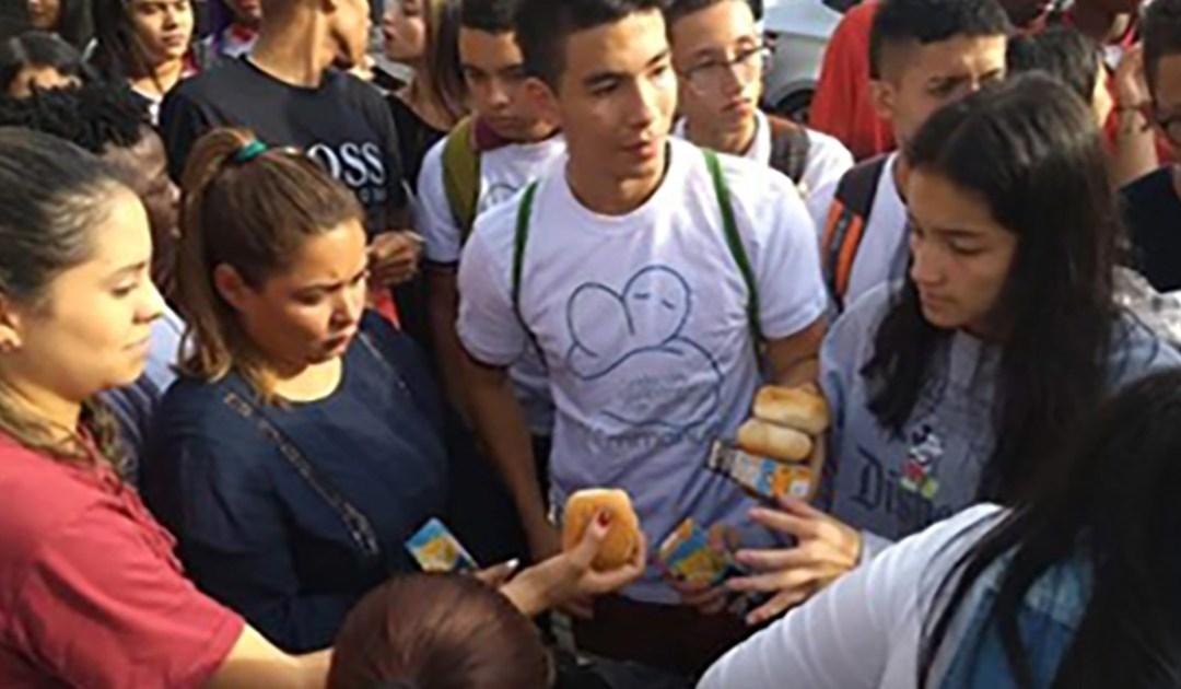 La rama vicenciana «Fundación Aguapaneleros de la Noche» cumple 21 años