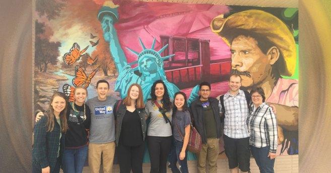 Esperanza encontrada en la frontera: Voluntarios Vicencianos en El Paso, Texas y Juárez, México