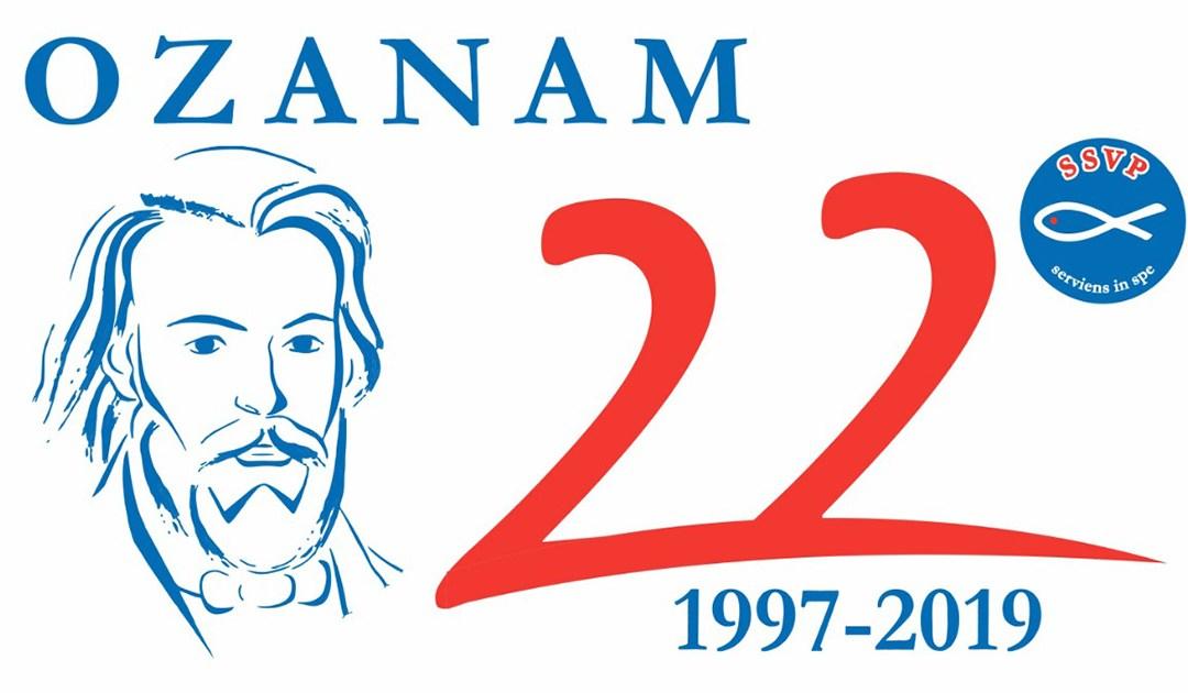 La Familia Vicenciana está de fiesta: ¡22 años de la beatificación de Antonio Federico Ozanam!