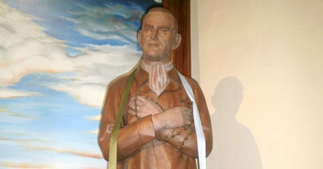 El beato Ceferino Giménez Malla (El Pelé)