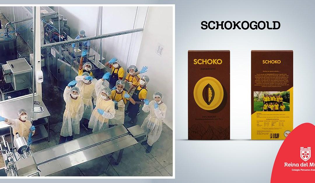 Un chocolate vicentino y solidario