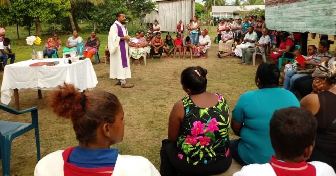 La Moskitia (Honduras), zona de misión