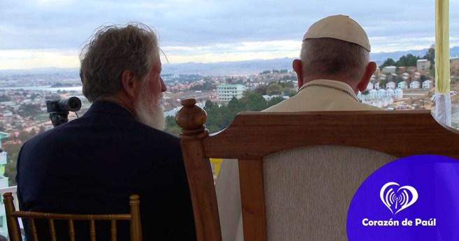 La hermosa oración del Papa Francisco por los trabajadores de Akamasoa