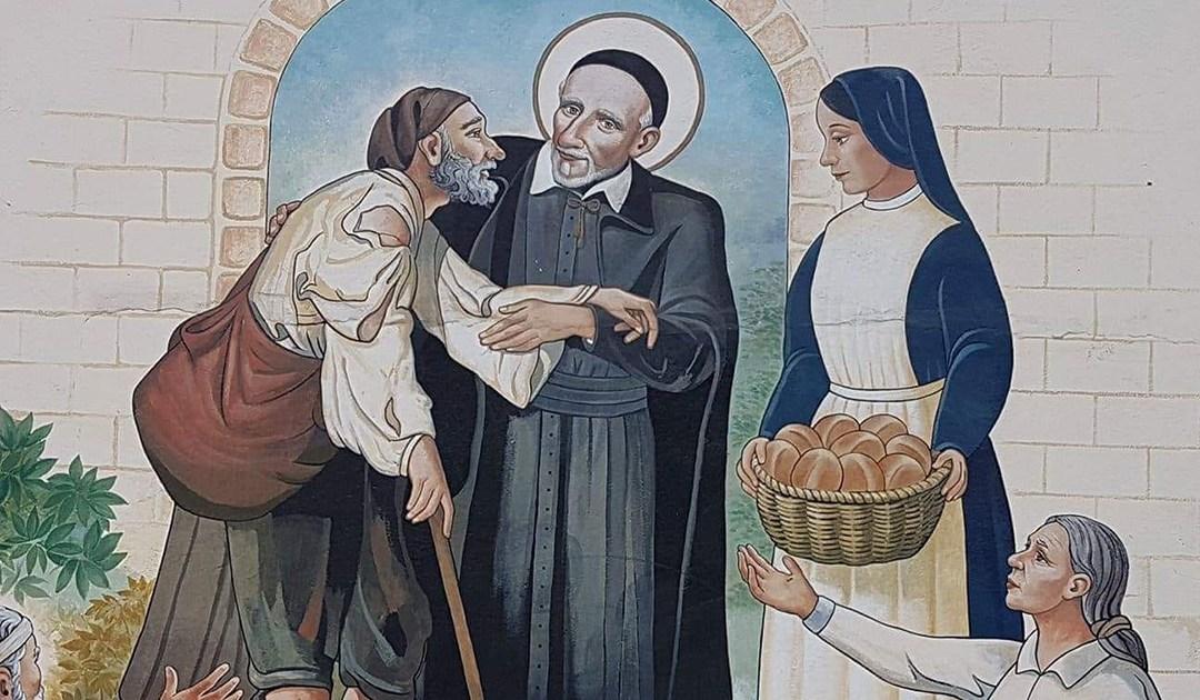 San Vicente de Paúl intentó un cambio sistémico