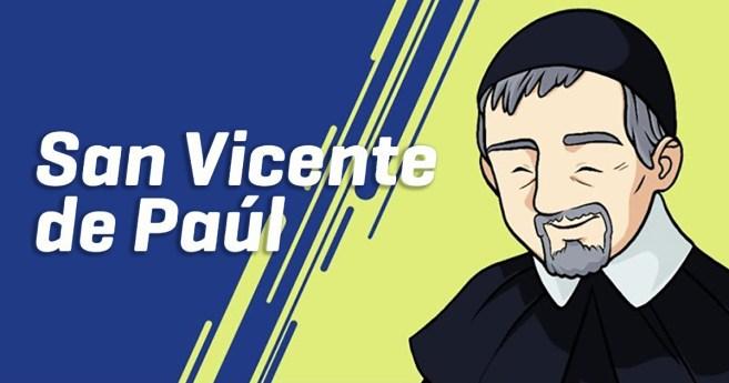 La historia animada de san Vicente de Paúl [video]