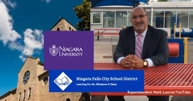 La Universidad del Niágara se asocia con el distrito escolar local para aumentar los servicios de salud mental