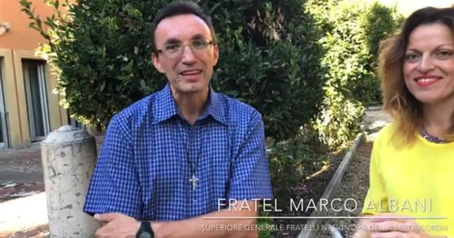 Entrevista al hermano Marco Albani, Superior General de los Hermanos de Nuestra Señora de la Misericordia