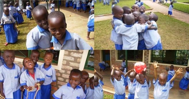 Guardería infantil «Margarita Naseau» en Rwisabi (Burundi)
