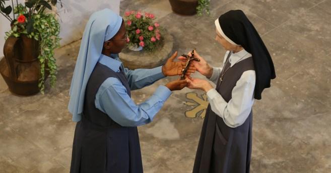 Entrevista a la Madre Alda Stroppiana, Superiora General de la Congregación Hermanas Vicencianas de María Inmaculada