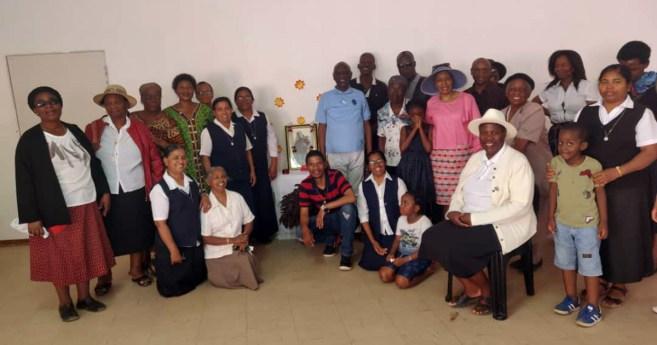 Encuentro de la Familia Vicenciana en Botsuana