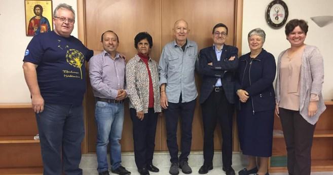 Reunión de la Comisión Vicenciana para la Promoción del Cambio Sistémico