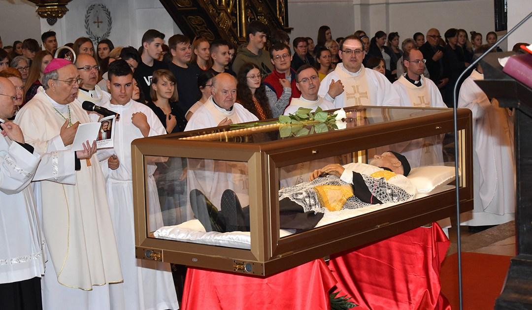 Dos semanas de peregrinación de las reliquias de san Vicente: Eslovaquia