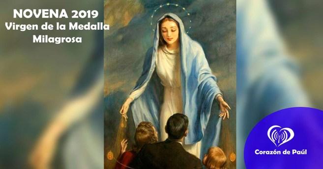Novena a la Virgen Milagrosa 2019: día 5