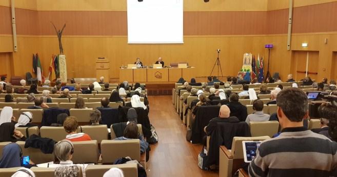 Encuentro de líderes de la Familia Vicenciana, Roma 2020. Día 9 de enero #FamVin2020Rome