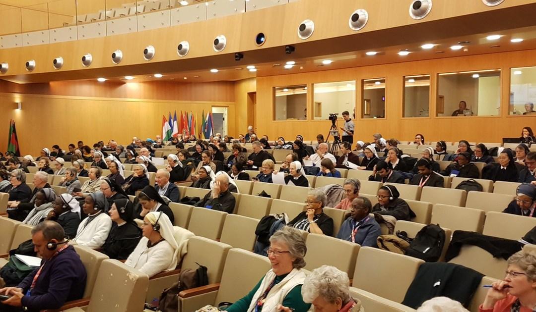 Encuentro de líderes de la Familia Vicenciana, Roma 2020. Día 10 de enero #FamVin2020Roma