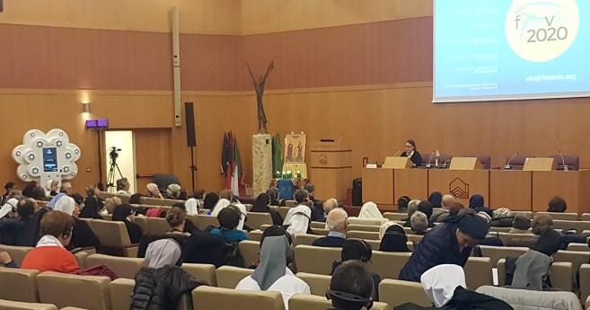 Resumen del encuentro en Roma de los Superiores y Presidentes de la Familia Vicenciana
