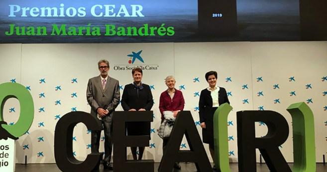 Premio al Colegio Santa Isabel de Madrid, de las Hijas de la Caridad