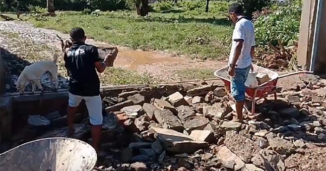 Unidos tras las inundaciones en Timor Leste