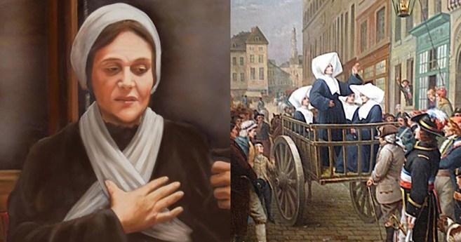 Memoria de las Mártires de Arras y de sor Margarita Rutan