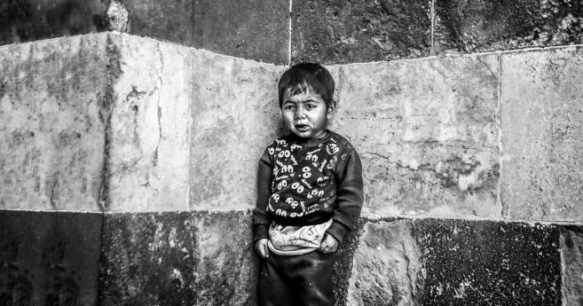 Trata de mujeres y niños de la calle