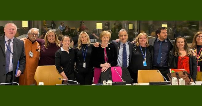 Primera resolución de la ONU sobre sinhogarismo