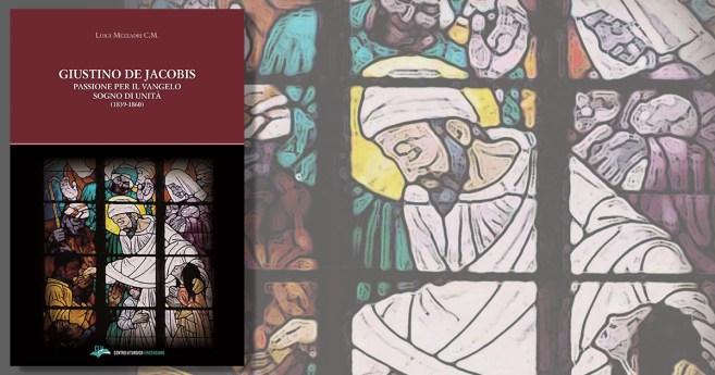 Nuevo libro del padre Luigi Mezzadri, CM: Biografia de san Justino de Jacobis