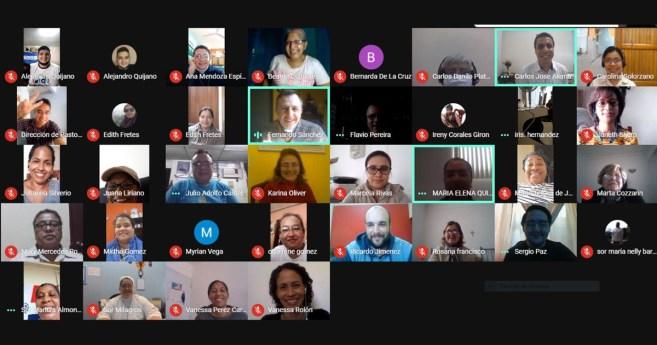 Segundo encuentro de la Confraternidad de Educadores Vicentinos de América Latina