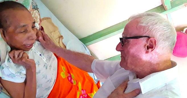 Testimonio de Javier Irurtia, C.M., misionero en Honduras durante 30 años