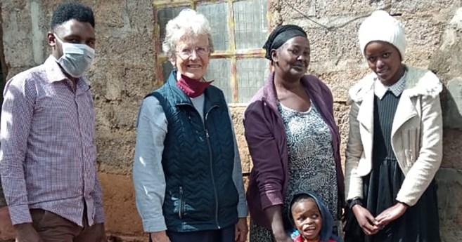 Ayudar a nuestro prójimo en Thigio (Kenia): Hacer lo que podamos, donde podamos