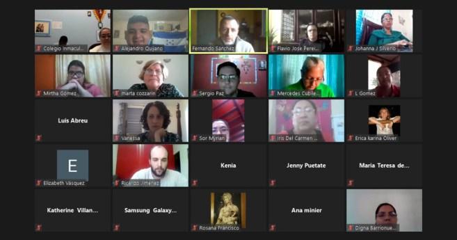 Tercera reunión de la Confraternidad de Docentes Latinoamericanos